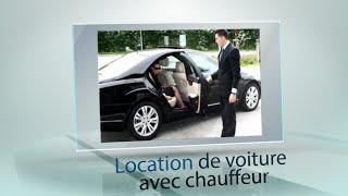 Location voiture avec chauffeur sur la Côte d'Azur