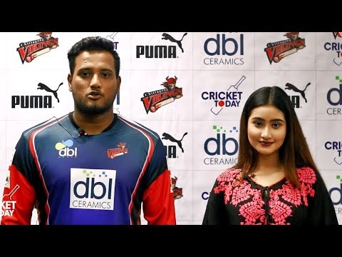 Yasir Ali Exclusive Interview in BPL T20 2019 | Chittagong Vikings | Cricket Today