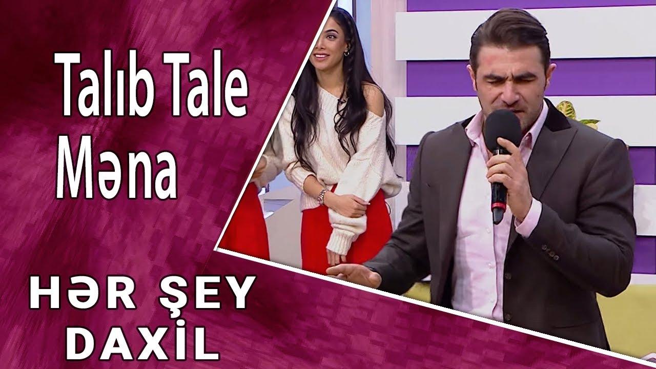 Məna Hər Sey Daxil By Talib Tale In Top 40 Songs Chart Weekly