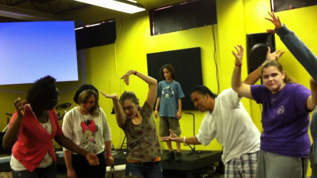 bible charades creation team a youtube