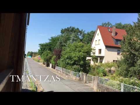 Historische Dampstraßebahnfahrt Darmstadt nach Griesheim