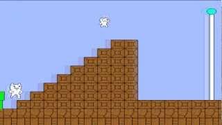 Let's Random Syobon Action o Cat Mario
