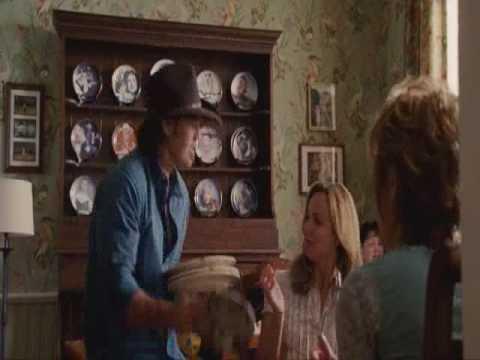Hannah Montana The Movie-- Funniest Scene (Dish Breaking Scene)