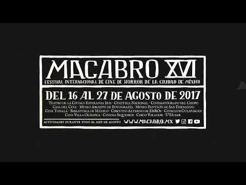 Teaser Macabro XVI