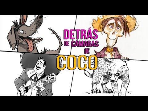 Coco: Secretos de cómo se hizo la película de Disney Pixar