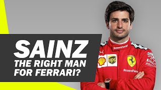 Is Carlos Sainz the right man for Ferrari?