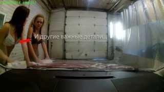 Автомойка бикини (снято скрытой камерой)