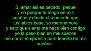 Te ame en mis sueños - Rakim y Ken-y (letra / Lyrics)