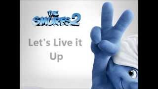 Owl City - Live it Up (lyrics) HD