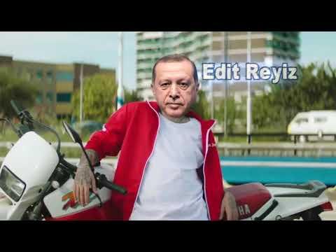 R.T.E & Kemal Kılıçdaroğlu - Aya (Ft. Devlet Bahçeli)