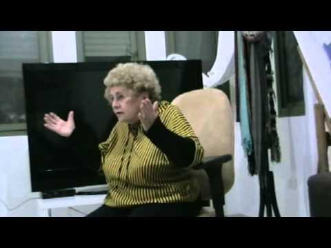 מרים הראל - אני לא ניצולת שואה אני מנצחת השואה