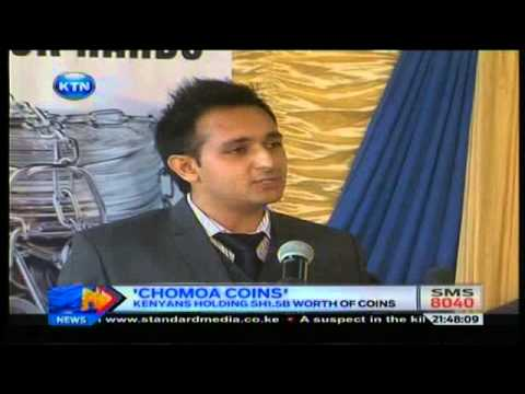 News : 'Chomoa coins' promotion