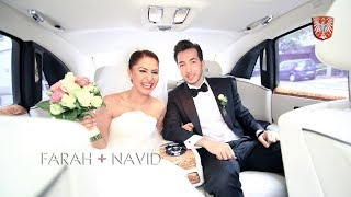 Persian Wedding Glamour, Jumeirah Hotel | Boutique Wedding Films | Hochzeitsfilm in Frankfurt