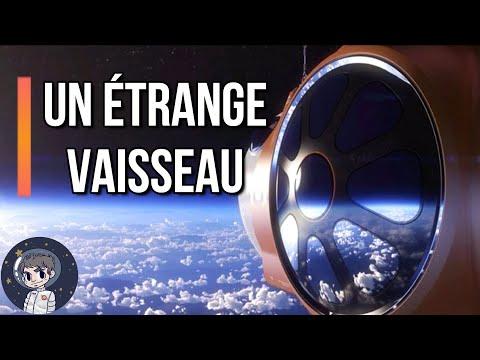 UN BIEN ÉTRANGE VAISSEAU... -Le Journal de l'Espace #105 - Actualité spatiale