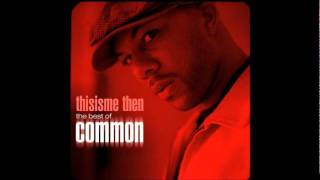 Stolen Moments Pt. III (Intro-Outro) - Common Ft Q-Tip CD; Thisisme Then The Best Of Common