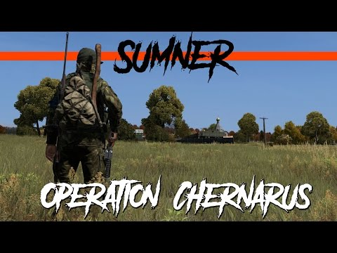 A life in chernarus #3-radar station - new military bases?!- DayZ -0.61