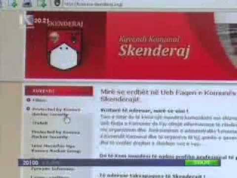 Kosova Hacker's Security ne KlanKosova