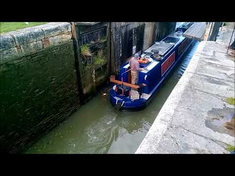 Kennet And Avon Canal - Bradford Lock ( Bradford On Avon )