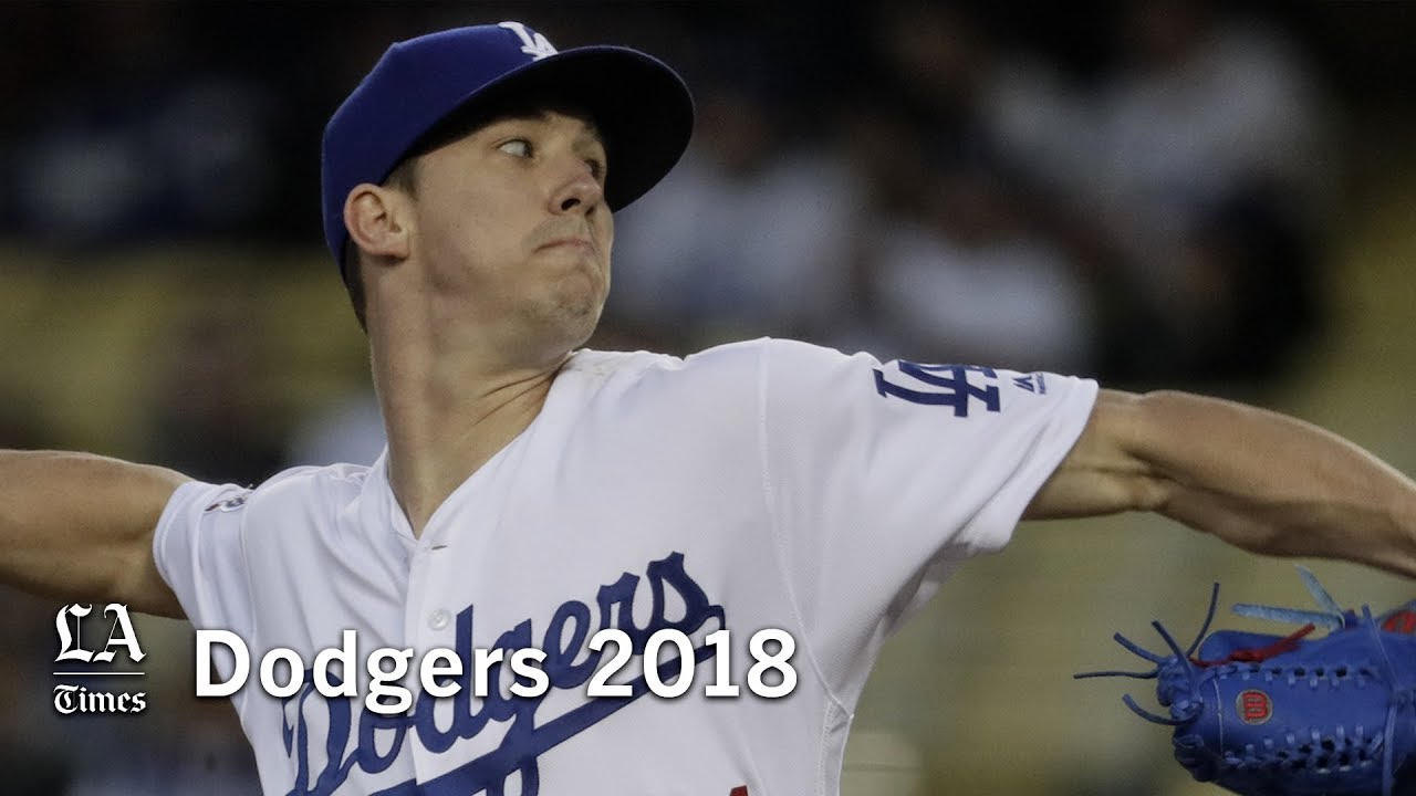 Dodgers 2018: If you're a Dodgers pitcher, chances are you're hurt