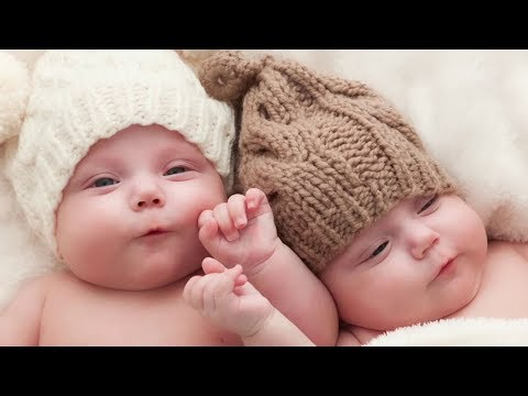 Cute And Funny Baby Siblings Moments