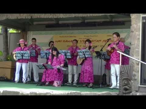 Yokohama Hawaiian Music Band - Sweet Lei Lani