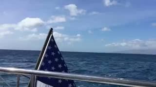 makani catamaran , Oahu, Hawaii