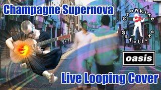 Champagne Supernova (Looping Oasis Cover) cronkite satellite