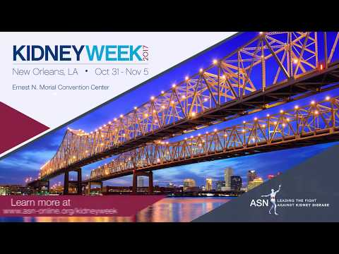 Kidney Week 2017 in New Orleans!