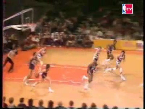 Pistol Pete Maravich Top 10 plays