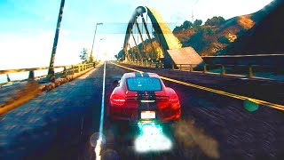 Need For Speed Rivals - Beautiful Graphic on PC Gameplay