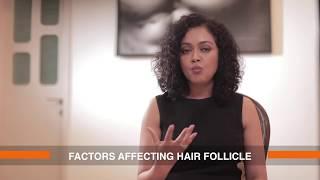 Factors affecting hair follicle