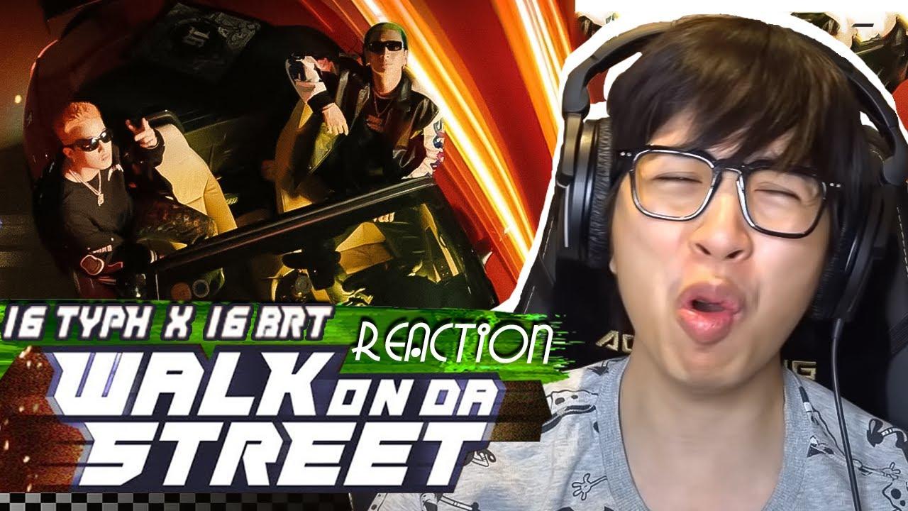 Download 16 Typh x 16 BrT - WALK ON DA STREET | ViruSs Reaction !
