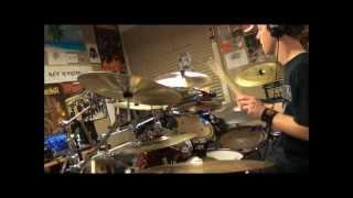 Änder Millim - Decapitated - HOMO SUM drum cover