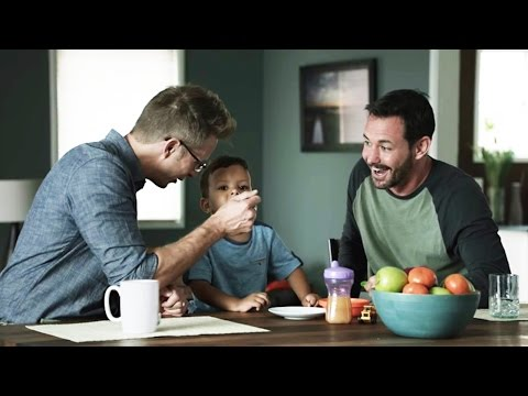 Woman Freaks Out Over Gay Soup Ad