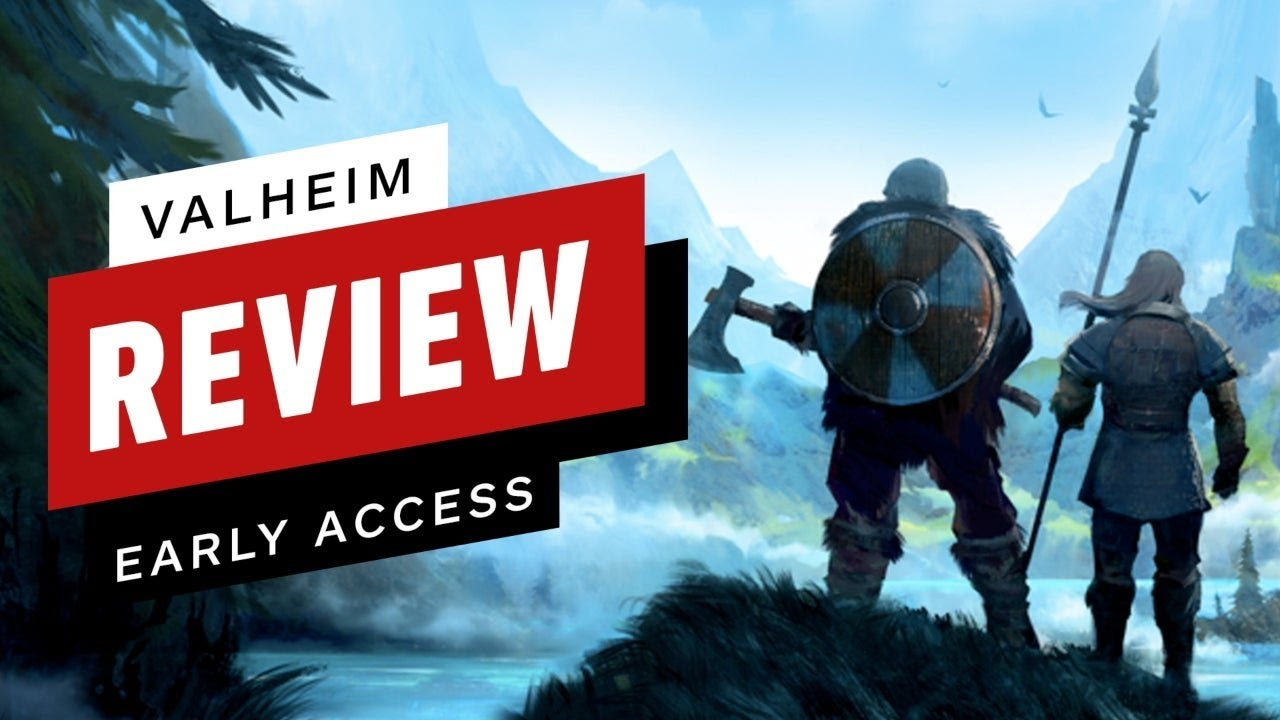 Valheim Early Access Review (Video Game Video Review)
