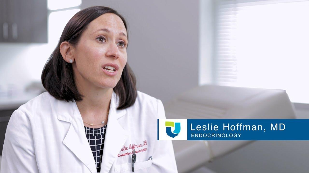 Leslie K  Hoffman, M D  | Central Ohio Primary Care