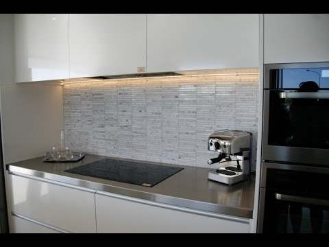 Kitchen Tiled Splashbacks Designs Idea