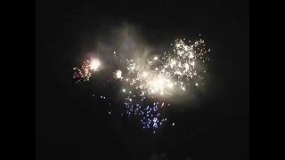 PMF Pyro-Art Modular Fireworks - Ring of Fire!