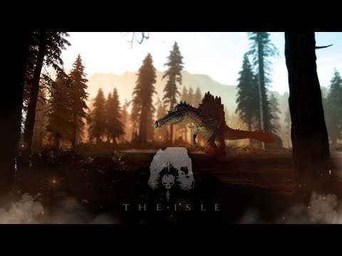 The Isle - Things Will NEVER Be The Same.. The GIANT UPDATE That Changed EVERYTHING. - Gameplay