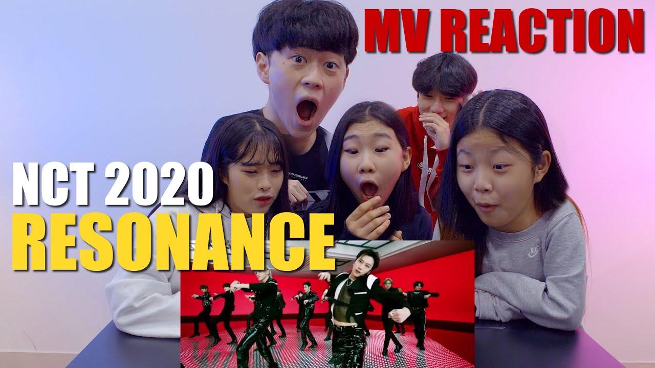 [Ready Reaction] NCT 2020 엔시티 2020 'RESONANCE'ㅣM/V REACTION