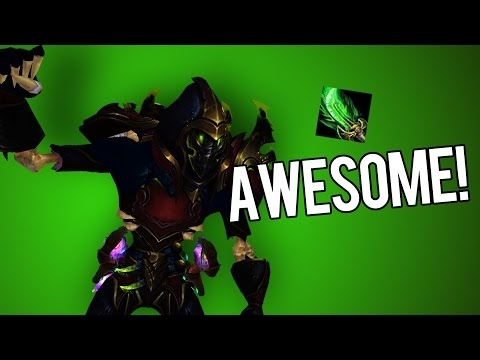 TOXIC BLADE IS AWESOME! PTR - Assassination Rogue PvP WoW Legion 7.2.5 PTR