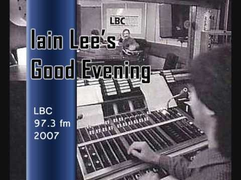 Douglas Cameron calls Iain Lee on LBC Radio - 3 calls
