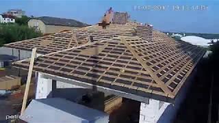 стройка дома ускоренная
