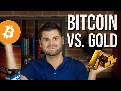 Is Bitcoin Really More Valuable Than Gold?