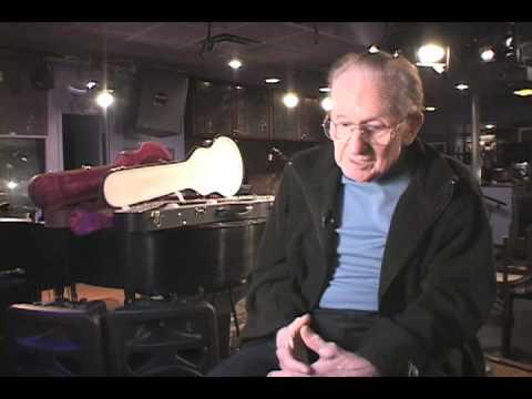 RIP Les Paul Gibson Guitar Rock Iridium Jazz Club New York City