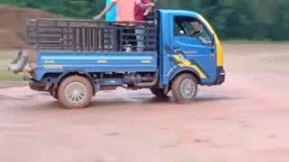 Zero cutting in tata ace vehicle