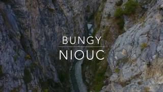 Bungy jump Niouc 190m - Switzerland - Highline