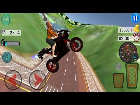 Girls Biker Gang 3D Games Android GamePlay #Dirt Motorcycle Racing Game #Bike Games To Play #Games