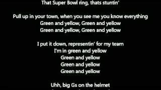 Lil Wayne - Black and Yellow Lyrics