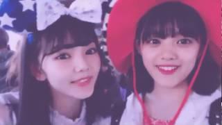 20180607 田谷菜々子ちゃん(原駅ステージA)がtwitterに投降した 動画...